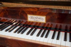 Pianoforte McNulty